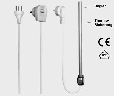 Rotfil: Electric heating elements, Cartridge heaters, Temperature ...